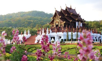 Tourists flock to Chiang Mai Royal Park Rajapruek over the long weekend | Thaiger