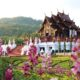 Tourists flock to Chiang Mai Royal Park Rajapruek over the long weekend | Thaiger