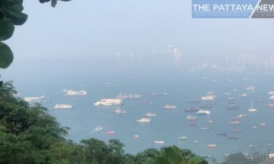 Residents express health concerns as smog engulfs Pattaya | The Thaiger