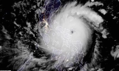 'Goni' slams into Philippines' coast, most powerful typhoon of the year – VIDEO | Thaiger