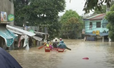 Vamco kills 7 as typhoon-weary communities mop up in northern Philippines | VIDEO | Thaiger