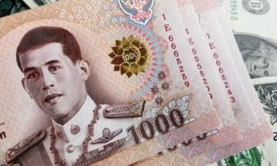Bank of Thailand takes action to curb Thai baht's strength | Thaiger