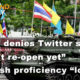 "Thailand News Today | Army deny Twitter spin, ""Don't Reopen"", English proficiency low 