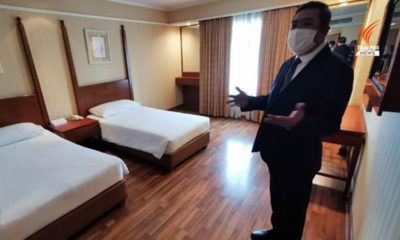 Health Ministry teams up with Agoda to offer quarantine hotel packages | The Thaiger