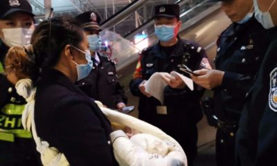 Man arrested in China for allegedly selling his newborn baby | The Thaiger