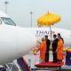 Thai Airways to launch one-off flight over sacred Buddhist sites | The Thaiger