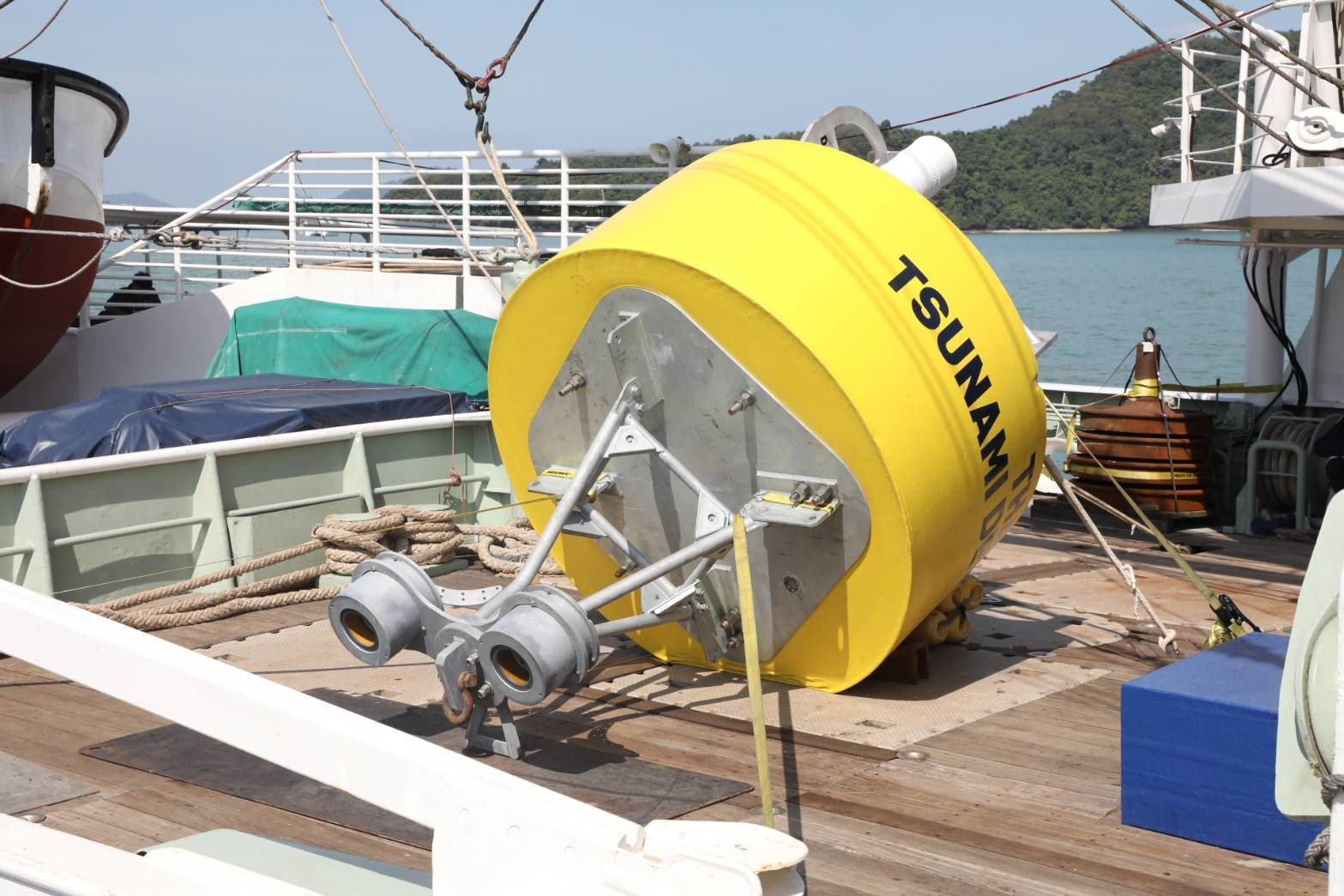 Tsunami warning buoys to be installed, replacing Thailand's out-of-action buoys | The Thaiger