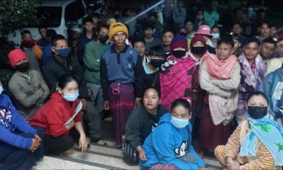 Human feces dumped in watershed contaminates Karen people's drinking water | The Thaiger