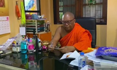 Lottery winning monk leaves temple because so many people asked for money | Thaiger