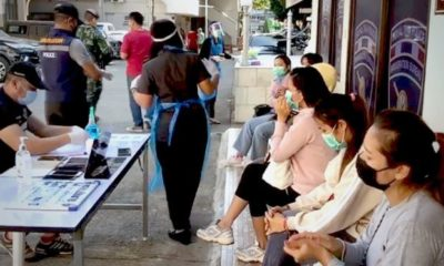 12 people arrested for allegedly illegally crossing Thai-Myanmar border | The Thaiger