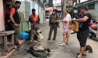 Pattaya beer bar catches on fire, landlord accuses evicted tenant of arson | Thaiger