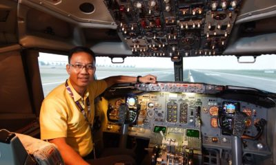 Flights grounded, Thai Airways pilot becomes Grab driver | Thaiger