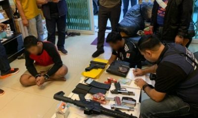 Police investigate Bangkok shooting, find guns at suspect's home | Thaiger