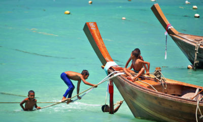 Covid tourism standstill gives Thailand's southern sea gypsies a break | The Thaiger