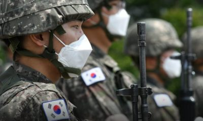 South Korean soldier tests positive for Covid-19 after Cobra Gold training in Thailand | The Thaiger