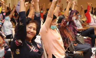 Phuket workshop helps residents cope with high stress brought on by the economic crisis | Thaiger