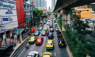 "Taxi drivers in Bangkok can now charge ""handling fees"" for luggage 