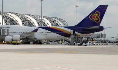 Ex-Thai Airways official gets fat prison sentence for failing to pay excess baggage fees | Thaiger