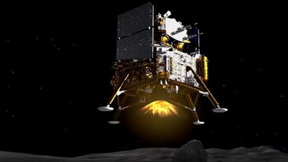 Chinese probe heads back to Earth after spending 2 days on the Moon   News by Thaiger
