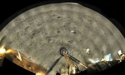 Chinese probe heads back to Earth after spending 2 days on the Moon | The Thaiger