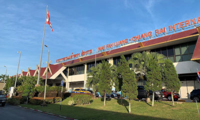 """Passengers from Chiang Rai-Bangkok flights considered """"low-risk"""" 