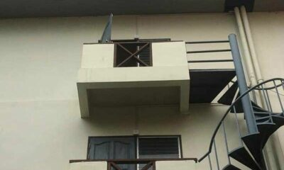 Thai returnee commits suicide from quarantine facility balcony | Thaiger