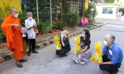 Ceremony marks 6 months since Thai activist's disappearance in Cambodia   Thaiger