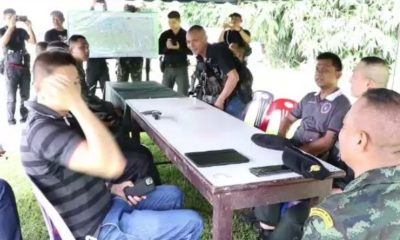 4 men arrested for alleged involvement in police officer killing in Pattani | The Thaiger