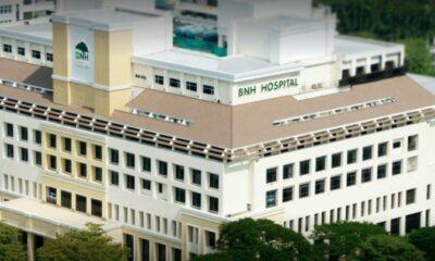 Covid-19 infected nurses are staff at Bangkok's BNH Hospital | Thaiger