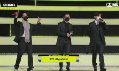 สรุปผลรางวัล MAMA 2020 – BTS กวาดรางวัลเยอะสุด | The Thaiger