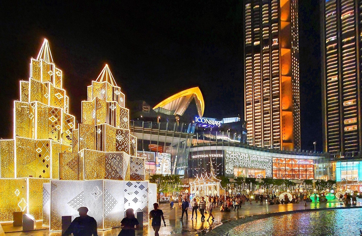 The best places to see 2020 Christmas lights in Bangkok | News by Thaiger