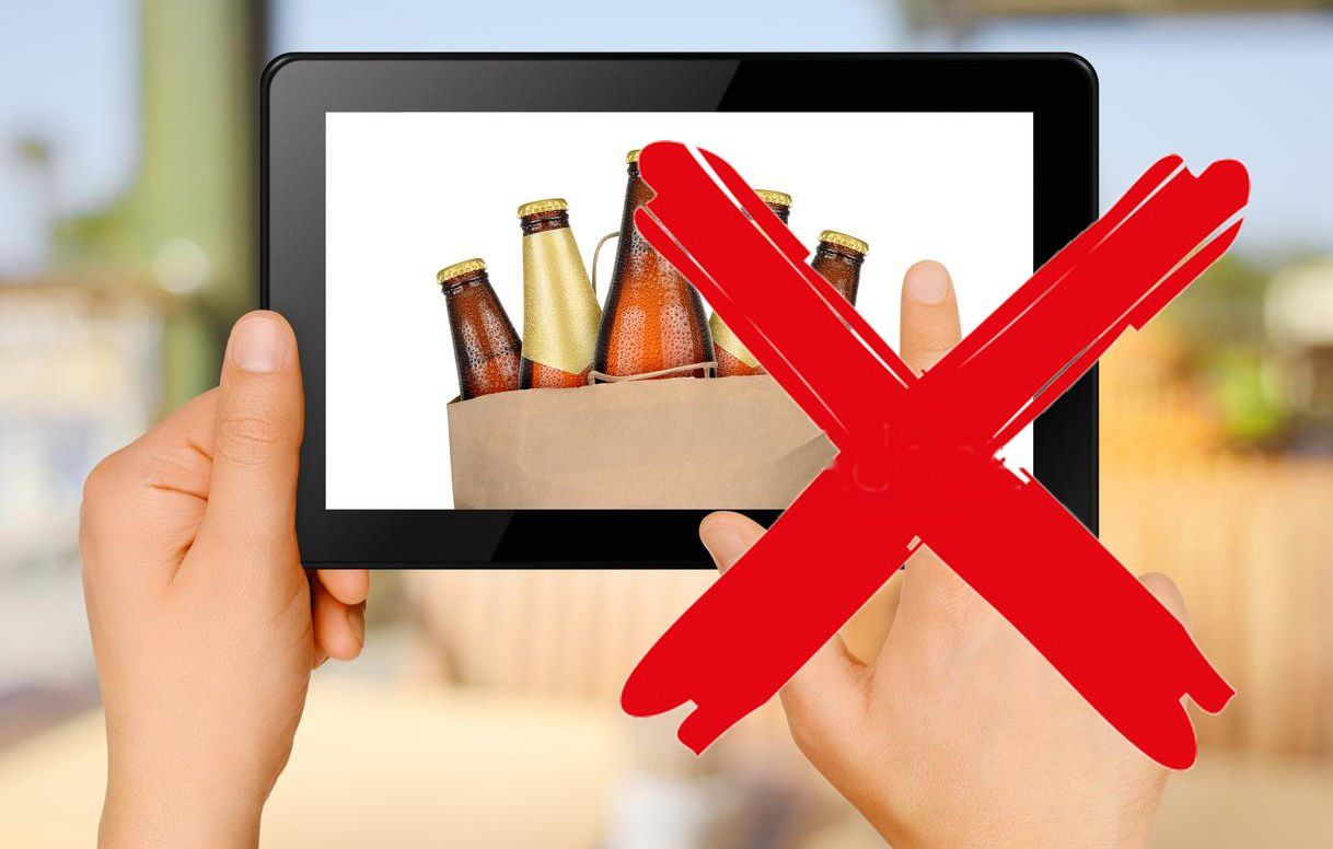 Online alcohol sales banned from today | Thaiger