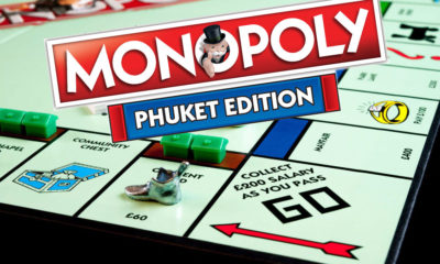 Monopoly comes to Phuket, but don't Go To Jail! | Thaiger
