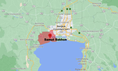 516 cases in one day – Samut Sakhon, Thailand's new Covid-19 hotspot | The Thaiger