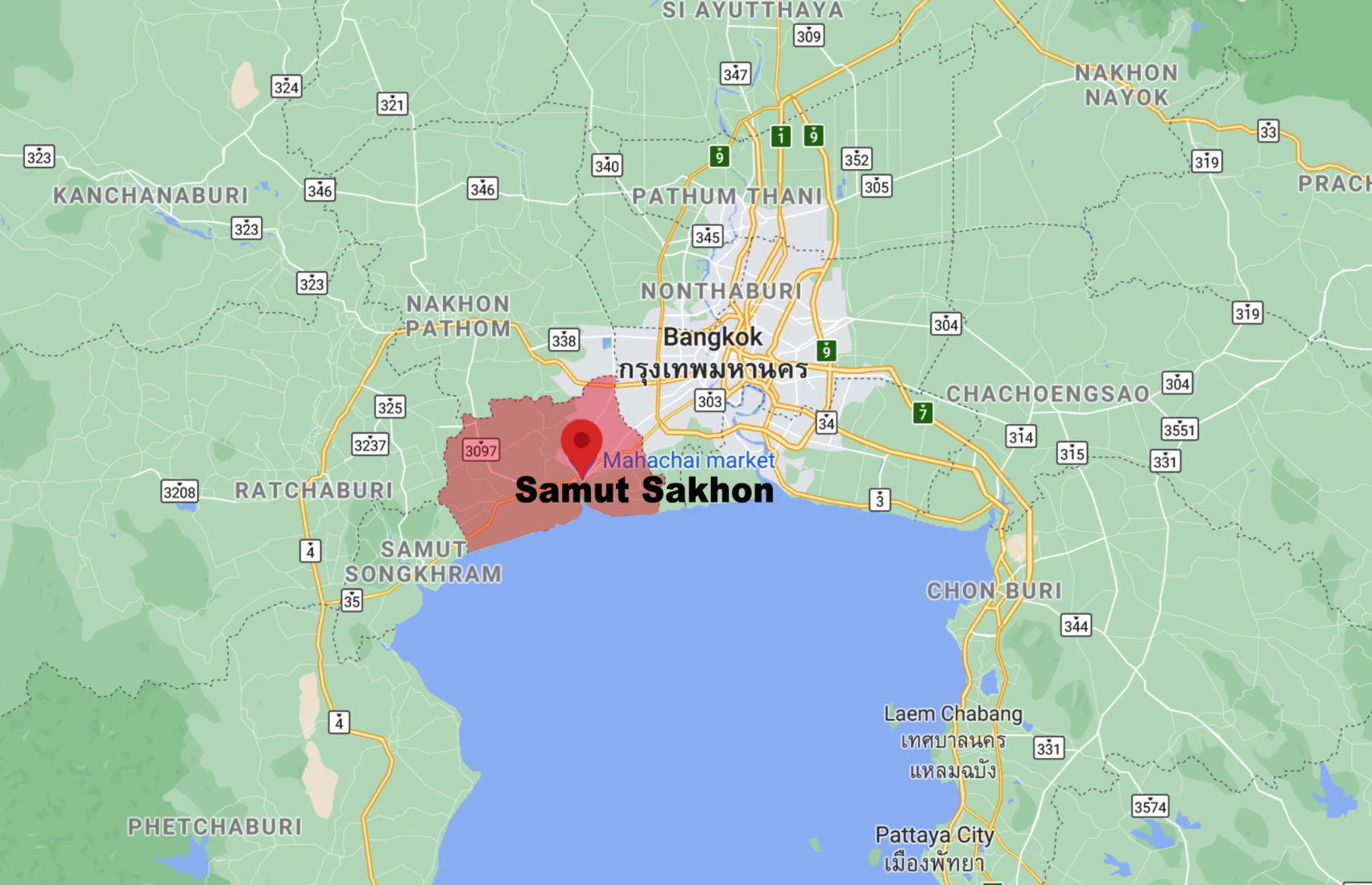 Samut Sakhon update: PM urges calm, BMA issues restrictions for Bangkok | News by Thaiger