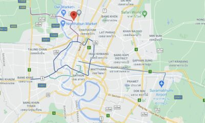 Nonthaburi province, north of Bangkok, declared Covid-19 controlled zone | The Thaiger