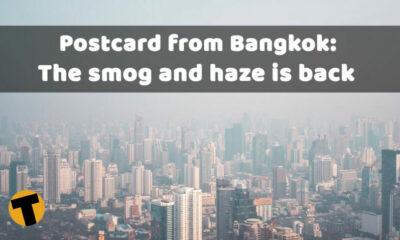 The smog returns to Bangkok   Thaiger