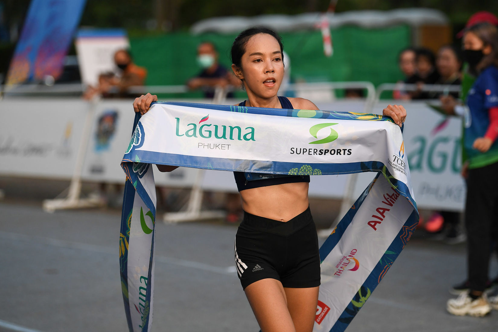 The 2020 Supersports Laguna Phuket Marathon has been run and won, despite all the challenges   News by Thaiger