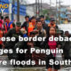 Thailand News Today | Burmese border #&#!!!, Charges for Penguin, 9 dead in floods | Dec 4 | The Thaiger