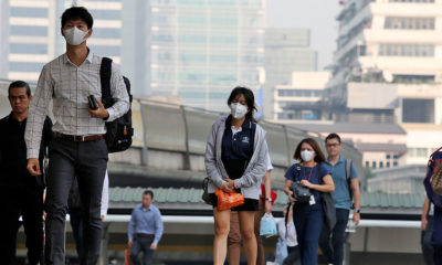 Air pollution hits unsafe levels in 19 provinces | The Thaiger