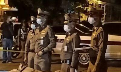 Man shot and killed outside Bangkok restaurant | The Thaiger