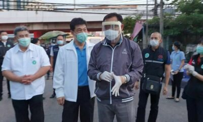 UPDATE: Latest news from the Samut Sakhon Covid-19 outbreak | Thaiger