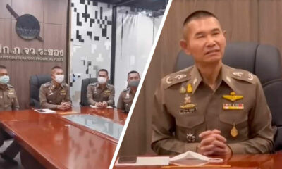 Rayong police chief transferred over Covid-19 outbreak at alleged gambling den | Thaiger