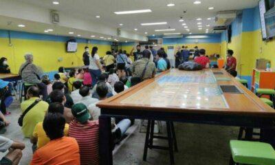 6 senior police transferred after Bangkok gambling raid | Thaiger