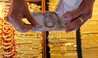 Man arrested trying to smuggle 28 million baht in gold across Burmese border | Thaiger