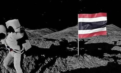 Minister's insistence Thailand's moon mission will go ahead sparks social media debate | The Thaiger