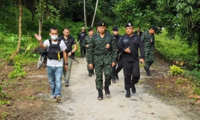 Narathiwat villager shot and killed, suspected insurgent camp found nearby | The Thaiger