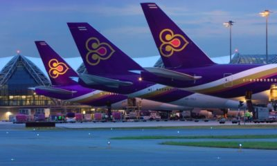 Thai Airways delays resumption of domestic flights due to local Covid-19 cases | Thaiger