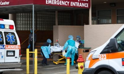 100,000 people now hospitalised in the US as daily deaths from Covid-19 surpass 3,000 on Wednesday | Thaiger