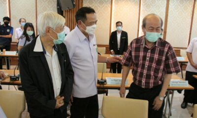 Thailand's top virologist self-quarantines after coming in contact with infected governor | Thaiger